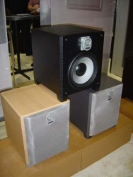 Energy Act System S8 3 S10 3 And S12 3 Subwoofers