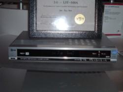 LG LST-4200A HD Receiver/DVR | Audioholics