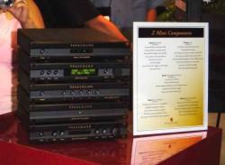 Parasound Zamp v 3 Half-Rack Amp   Audioholics