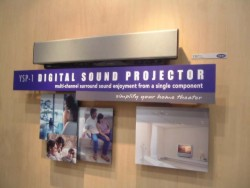 Yamaha+YSP-1+Digital+Sound+Projector