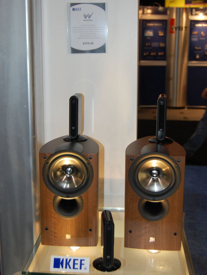 KEF+Universal+Wireless+System