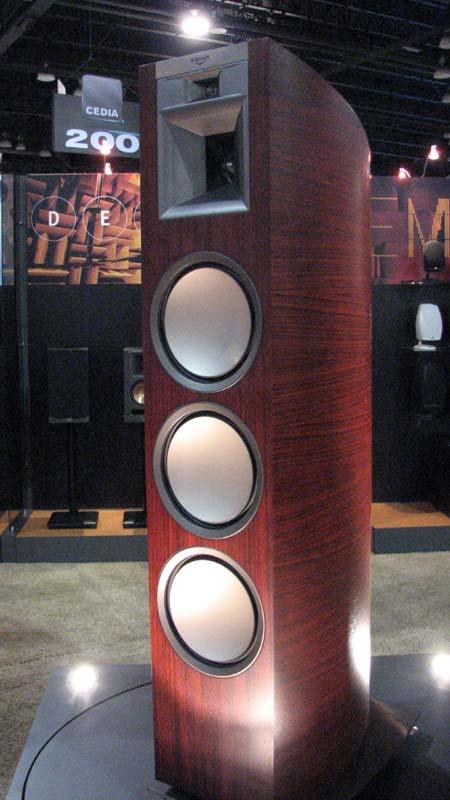 klipsch palladium p 39f floorstanding loudspeakers. Black Bedroom Furniture Sets. Home Design Ideas