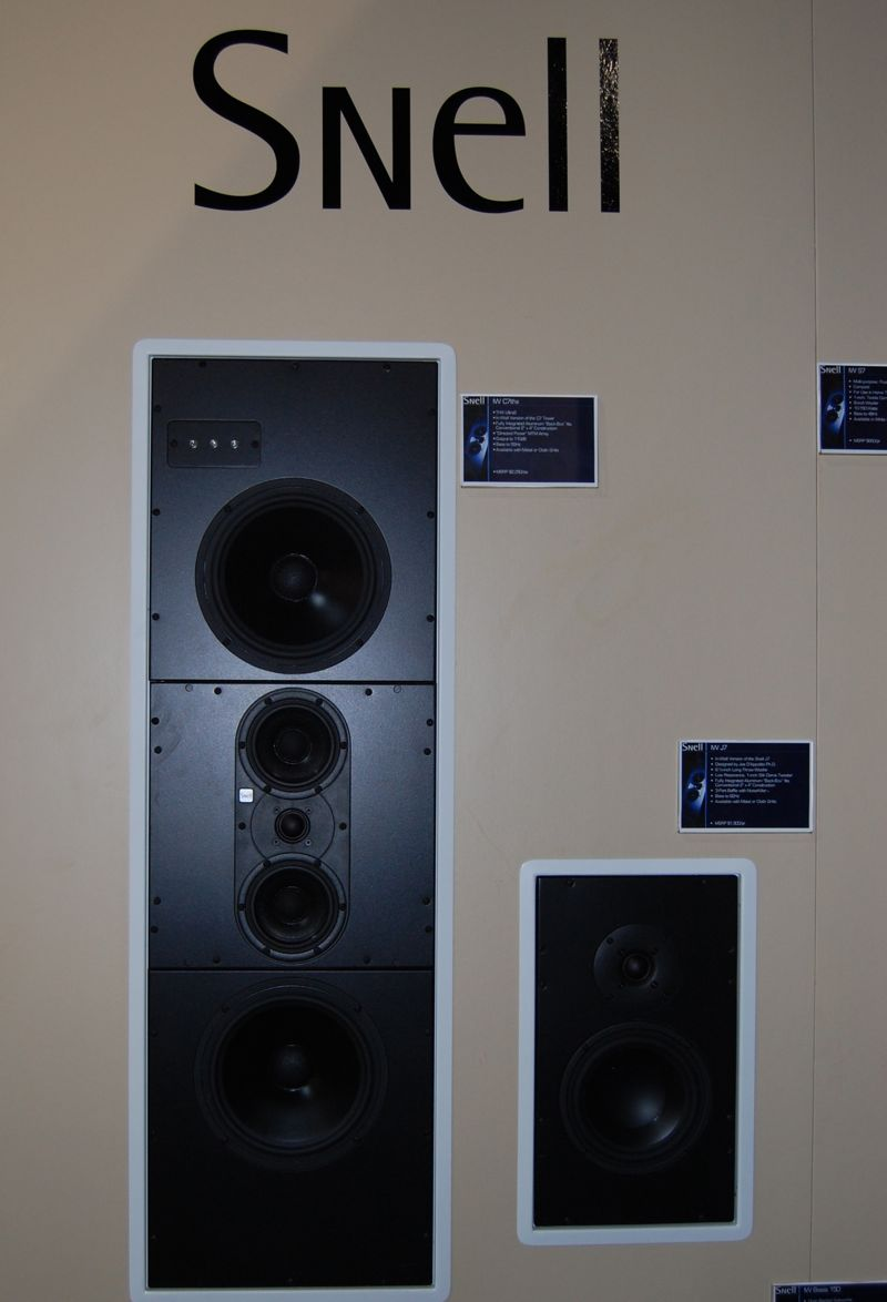 Snell Acoustics Thx Speakers Audioholics
