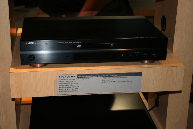 Yamaha+DVD-S1800+Universal+DVD+Player