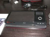 iLuv+Portable+Tablet-Style+Multimedia+Player
