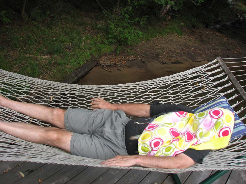 Tom+Snoozing+on+Hammock