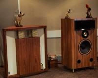 Classic Audio Loudspeakers Hartsfield and T-1 point 4 left pair