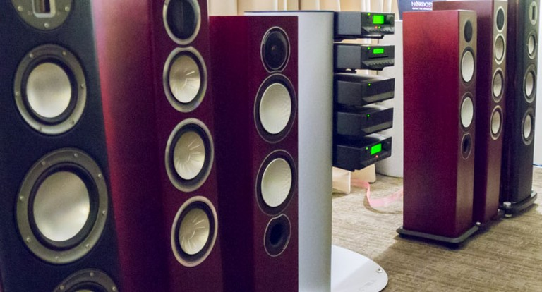 Part 3 of Audioholics AXPONA 2014 coverage will delve into the world of loudspeakers.