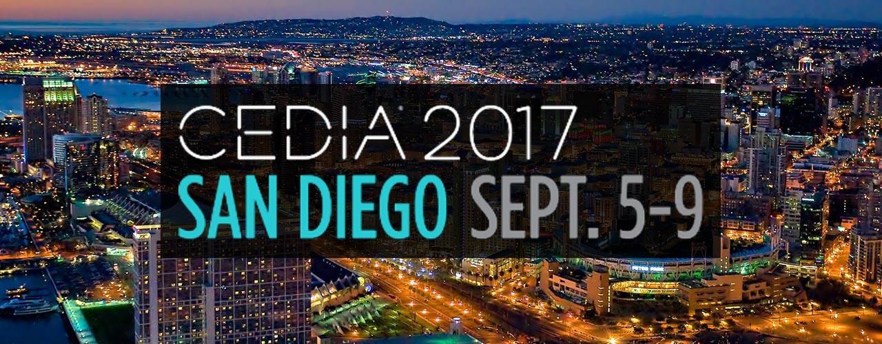 CEDIA 2017 Expo Show Coverage
