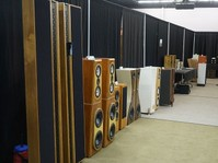 Parts Express Midwest Audiofest DIY Speaker Show Report